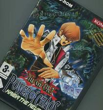 Yu-Gi-Oh! YUGIOH  Power of Chaos: Kaiba the Revenge PC Deutsch XP Konami