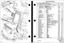 Scottish Aviation Twin Pioneer Parts Service Manual STOL 1950's RARE ARCHIVE