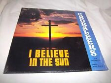 CHORALEERS-LANCASTER MENNONITE HIGH SCHOOL-I BELIEVE IN THE SUN NEW SEALED LP