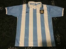 Copa America 1999 Argentina Home Jersey Boca Juniors River Plate Racing Club