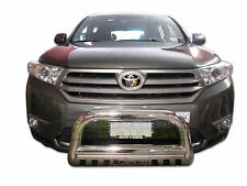 Broadfeet Bull Bar Front Bumper Guard [Fits: 08-10 Highlander / 11-13 Hybrid]