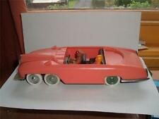 THUNDERBIRDS LADY PENELOPE'S FAB1 ROLLS ROYCE PLASTIC HONG KONG NO GLASS OR ROOF