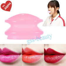 Hot Lips Lip Pump Enhancer Enlarger Plumper - Naturally Bigger Fuller Plump Lips