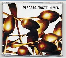 Placebo Maxi-CD Taste In Men - EU 3-track CD
