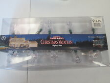 National Lampoon Christmas Vacation Moose Egg Nog Glass String Light Set