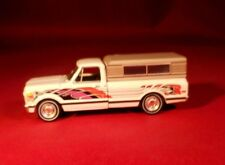 GL '72 CHEVY C-10 CLASSIC PICKUP TRUCK RUBBER TIRES WITH TOPPER LIMITED EDITION