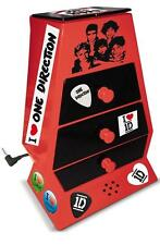 NUOVO One Direction 1D MUSICALI Locker with One Direction ADESIVI 1D Musica Altoparlante
