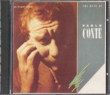 PAOLO CONTE THE BEST OF R CD SIGILLATO