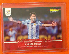 2016 Panini Instant LIONEL MESSI Red Version (SSP #/435 Made) ARGENTINA #16