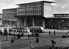 BG1897 essen hauptbahnhof tramway car bus voiture   CPSM 14x9.5cm