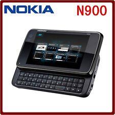 2017 ORIGINAL Nokia N900 Black N 100% UNLOCKED GSM N Smartphone EN Warranty FREE