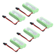 5pcs Home cordless Phone Battery for Uniden BT-1008 BT1021 BT-1016 DCX200 E