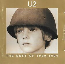 U2 - The Best of 1980 -1990  + The B-Sides  - 2 cds