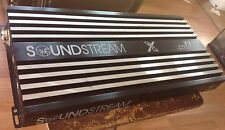 Car amplifier X3.71 Soundstream XXX 6500W Competition Working/Nice