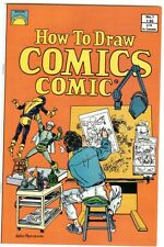 HOW TO DRAW COMICS COMIC #1 (JOHN BYRNE  J. ROMITA SR.) COMBINED SHIPPING L@@K