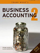 Frank Wood's Business Accounting: v. 2 by Alan Sangster, Frank Wood...