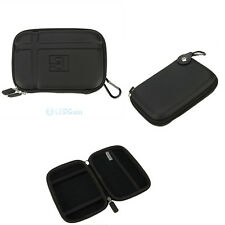 "New 5.2"" Inch Black Hard shell GPS Case Cover Carry GPS fits Garmin Nuvi USA"
