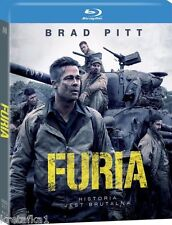 Furia (Blu-ray Disc) - POLISH - NEW - SEALED