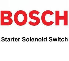ROVER BOSCH Starter Solenoid Switch 2339303293