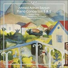 Ahmed Adnan Saygun: Piano Concertos 1 & 2 (CD, Oct-2008, CPO)