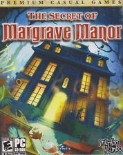 The Secret Of Margrave Manor PC Games Windows 10 8 7 Vista XP hidden object