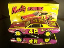 Rare Marty Robbins #42 1974 Dodge Charger 1:24 1 of 2,500 Country Music Singer