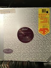 Mothers Finest - Your Wish Is My Command 5 Song EP NM
