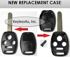 N5F-A05TAA uncut key remote transmitter clicker control keyfob replacement case