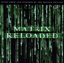 THE MATRIX RELOADED (SOUNDTRACK) 2CD Marilyn Manson JUNO REACTOR