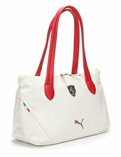 Puma, ladies handbag white white
