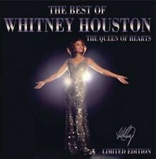 WHITNEY HOUSTON Best of LP NEW VINYL Saving All My Love I Wanna Dance With