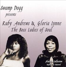 Swamp Dogg presents The Boss Ladies of Soul, Ruby Andrews, Gloria Lynne, New