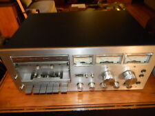 pioneer CT F 700 cassette player nice