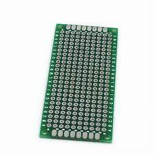 5Stk 3x7cm 1.6mm Lochrasterplatte Leiterplatte Streifenraster Platine PCB Board