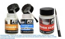 MITSUBISHI CAR TOUCH UP PAINT  PAINTS ALL COLOURS YEARS MODELS COLT GALANT ETC