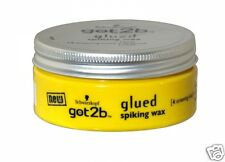 Schwarzkopf Got2b Glued Spiking Wax Hair Styling 75ml