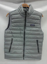 Patagonia Mens Down Sweater Vest 84622 Feather Grey Size Large