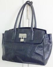 DKNY Donna Karen Leather Tote Handbag