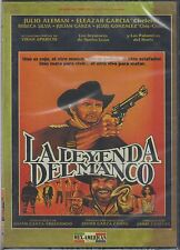 La Leyenda Del Manco DVD NEW Julio Aleman, Chelelo RARE Out Of Print ! SEALED