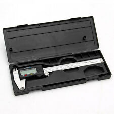 "150mm 6"" Digital caliper vernier gauge micrometer with case"