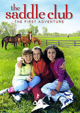 The Saddle Club: The First Adventure, New DVDs
