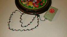 For Westrim Beaded Mini Christmas Tree* Red & Green Blinking light set