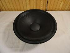 "Electro-Voice EVM-15l 15"" Woofer   Outstanding Original Condition"