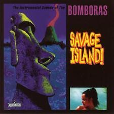 BOMBORAS 'Savage Island New LP Surfaris Lords Altamont phantom surfers dionysus