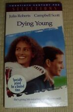 Dying Young  1995 Young Julia Roberts and Campbell Scott NEW vhs sealed