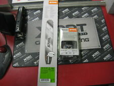 """STIHL 14"""" BAR AND CHAIN COMBO MS241 MS250 MS251 3005-000-4809 3636-005-0050"""
