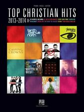 Top Christian Hits 2013-2014 Sheet Music Piano Vocal Guitar SongBook N 000124204