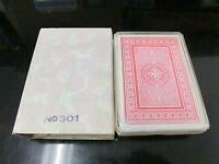 Nintendo Playing Card Co 60's 70's Vintage New Old Stock Deck No. 301 Poker size