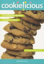Cookielicious : 150 Fabulous Recipes to Bake and Share by Times Books Staff...