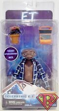 "E.T. the EXTRA-TERRESTRIAL (TELEPATHIC) 4"" inch Figure Series 2 Neca 2012"